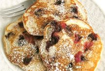 Pancakes and Oatmeal / by Connie Shytle
