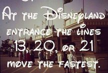 Disney world life hacks