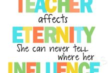 THANKS::Teacher / by Rachelle Polits