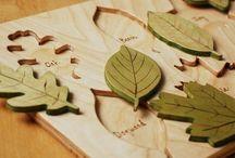 декор дерево