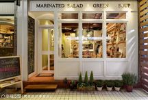 Restaurant Design-設計餐廳