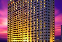 Diamond Hotel Philippines' Facade