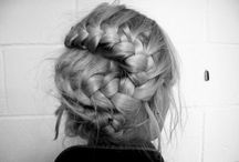 hairstyles  / by Ruth Williams