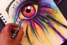 oko pastel