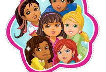 Déco Dora and friends