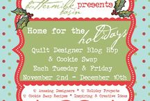"Buttermilk Basin ""Home for the Holidays"" Blog HOP"