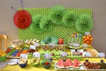 Very Hungry Caterpillar Party Ideas!