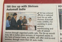 State bank of india tie-up with SAMIL