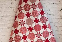 Quilts - Red and White
