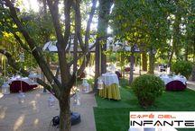 Terraza Jardines Café del Infante.2013 / Terraza Jardines Café del Infante. 2013