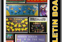 Teaching - Bulletin Boards