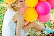 Balloons / by Aurelia A