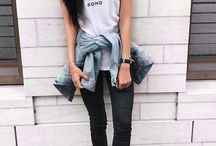 Back to school outfits ideas!♥