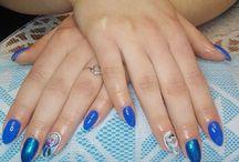 hybrydy - niebieski