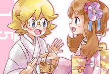 Pokemon Ash and Friends