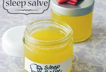 home made salves