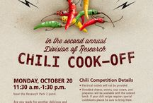 Chili Cook-Off / by Mandy Burdette Felder