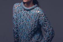 pullover strickem