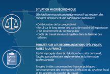 Semestre UE et Recommandations à la France / Annalyse et recommandations