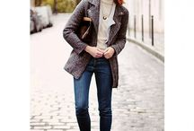 12 Easy Layering Formulas To Copy Now / http://www.whowhatwear.com/how-to-layer-clothing-jacket-sweater-coat-layering-formula-fashion-winter-2013/