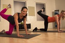 Work out legs / Boven benen