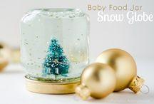 Christmas crafts / by Nichole Higgins
