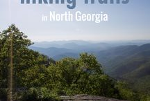 Outdoor Adventures / Day trips or weekend adventures by yourself or with the family - Georgia has some beautiful scenery! The North GA weather and mountain views make for fantastic weekend getaways. More of a beach-goer? The coast is only 2 hours away!