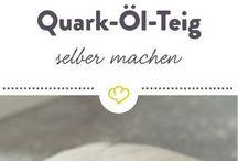 Quark-Ölteig Pizza