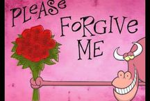 Please Forgive Me! - Cartoon eCard