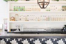 Bars seen on Pinterest
