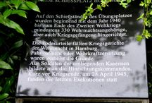 """Hamburg erinnert / In Hamburg gibt es jede Menge Gedenkstätten und Gedenktafeln für die Opfer des Nationalsozialismus. Diese möchte ich euch nun in der Blogreihe """"Hamburg erinnert"""" näher bringen.  Viele dieser Orte kennt ihr sicher bereits, andere sind euch vielleicht neu. Daher empfehle ich euch, einfach mal ein paar dieser Orte zu besuchen, um dort einen Moment inne zu halten."""
