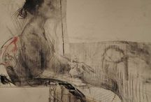 Serena Rowe | artist | Scottish painter | female artist :: drawings