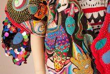 Full colour fashion