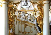 Русская архитектура, дворцы
