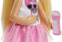 Barbie küçük bebekler