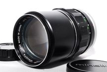 Minolta MC Tele Rokkor-PF 135mm f/2.8 Telephoto