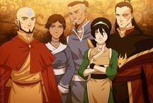 Avatar : The Last Airbender / The Legend of Korra