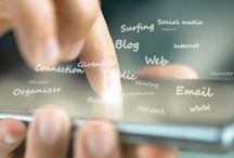 mobile content marketing. / info about mobile usage and tactics in content marketing.