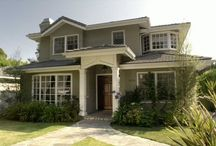 Paint The House / Exterior paint colors/combos we like...