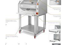 FVF: Formadora de barras vertical (máquina panadería) / Formadora de masa, formadora de pan, formadora de panadería, máquina panadería, Ferneto, FVF