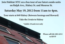 May 19th Bus Tour and Open House / by Habitat for Humanity New York City
