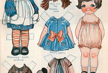 Påklædningsdukker