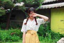 생활한복 hanbok : Korea traditional outfit