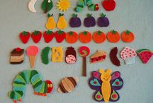 felt board stories / by Emily Donald
