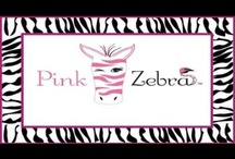 Pink Zebra / by Jami Page