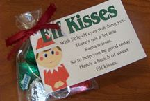 Elf on a shelf ideas / by Holly Sebeck-Hannula