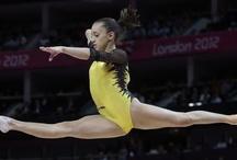 Romania gymnastics
