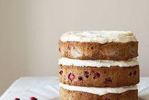 Торты, сладости