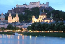 Amazing Castles in Salzburg and Austria