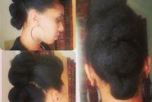 Key 2 Hair / by Keyanta Williams